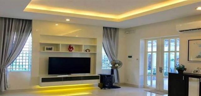 Nice Twin Villa For Rent in Borey Peng Huoth Beoung Snor - 3/4