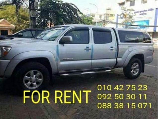 Cheap Lexus LX570 for rent around Cambodia - 1/7