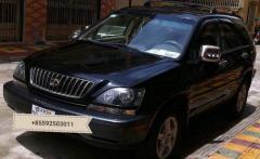 Cheap Lexus LX570 for rent around Cambodia