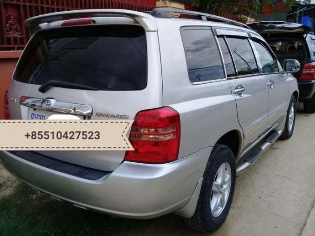 Cheap Lexus LX570 for rent around Cambodia - 4/7