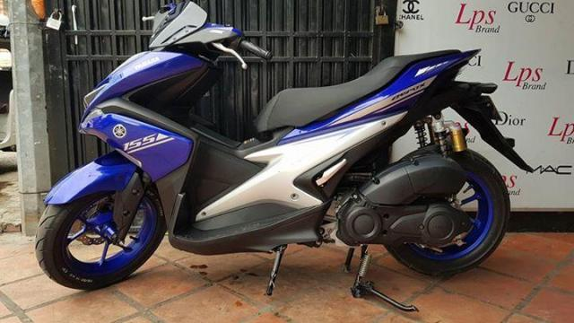 Yamaha Aerox 155cc - 1/6