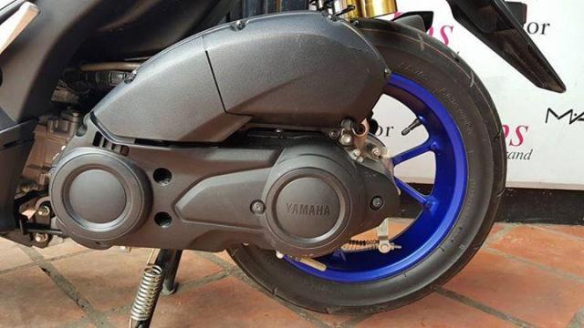Yamaha Aerox 155cc - 2/6