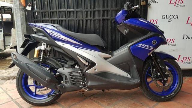 Yamaha Aerox 155cc - 4/6
