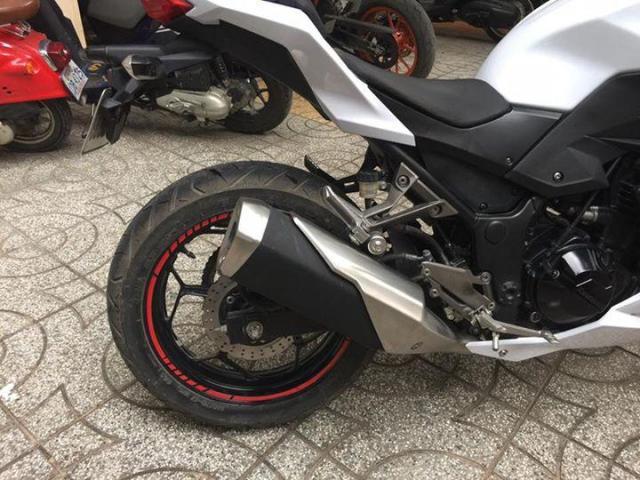 Kawasaki z250 2015-16 - 3/7