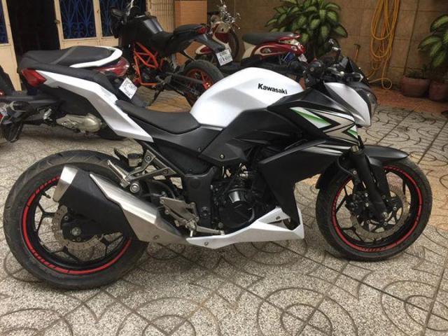 Kawasaki z250 2015-16 - 7/7