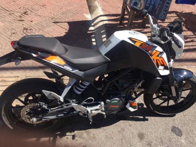 KTM Duke year 2014 - 2/5
