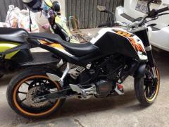 Sale motor Duke 200cc ABS