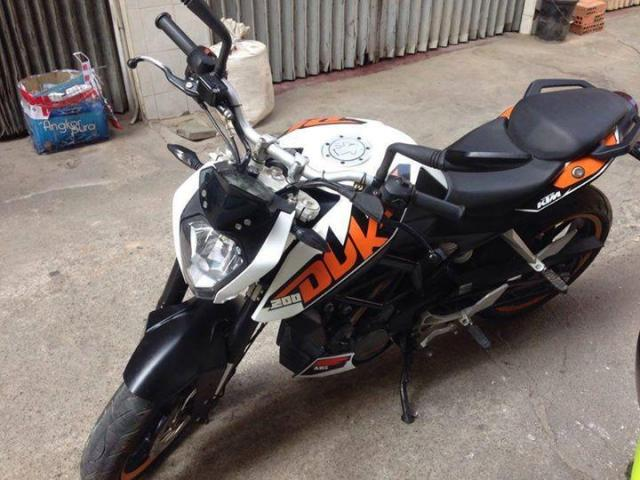 Sale motor Duke 200cc ABS - 3/3