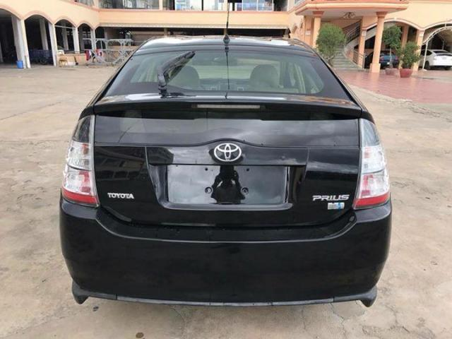 Prius Black 2005 Full Options - 7/8
