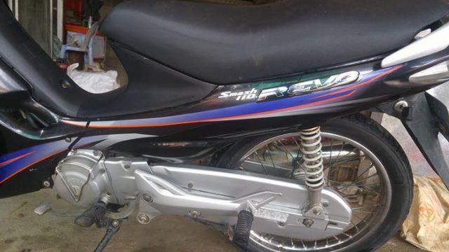 Suzuki Smash Revo 110cc - 3/6
