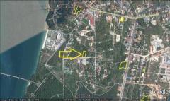 ដីលក់បន្ទាន់នៅកំពង់សោម Land urgent sell in Kompongsom