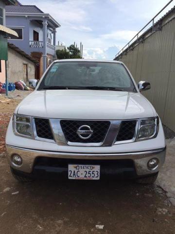 sale Nissan Frontier 2007 4*4 V6 - 1/7