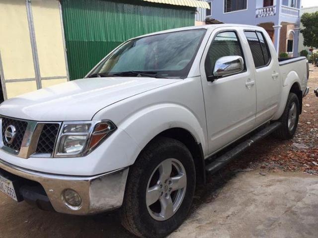sale Nissan Frontier 2007 4*4 V6 - 3/7