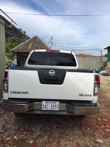 sale Nissan Frontier 2007 4*4 V6 - 4/7