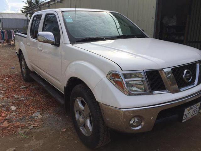 sale Nissan Frontier 2007 4*4 V6 - 6/7