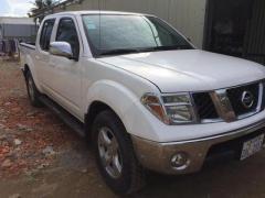 sale Nissan Frontier 2007 4*4 V6 - Image 6/7