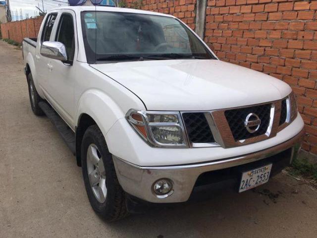 sale Nissan Frontier 2007 4*4 V6 - 7/7