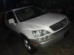Lexus RX 300 pearly white 2002sale urgent