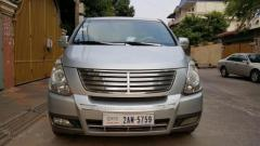 2009 Starex Auto DVD Off+On ម៉ាញ៉េ+Aircon Touch HVX Full Options
