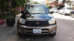 Water Festival Promotion Many 2001 RAV4 L Pong2