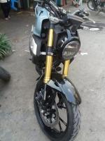 Sell honda CB 150 cc blue - Image 4/4