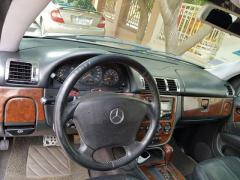 Sale Mercedes Banz ML430 Year 2000
