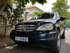 Sale Mercedes Banz ML430 Year 2000 - Image 3/4
