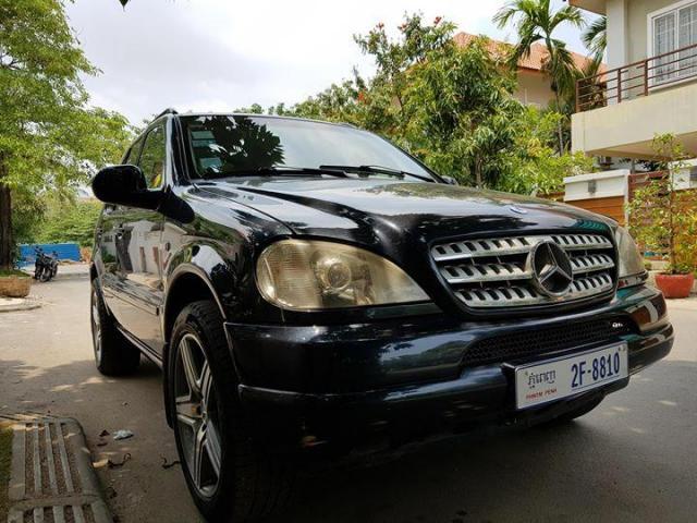 Sale Mercedes Banz ML430 Year 2000 - 4/4