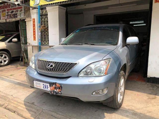 Lexus RX330 year05 Pong2 Haft Full - 2/3