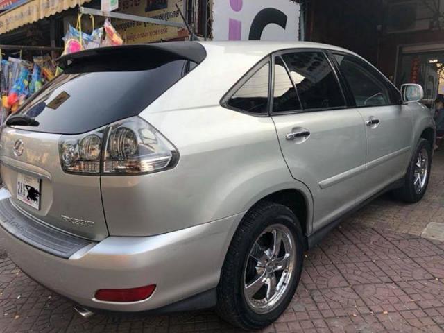 Lexus RX 330 2004 Base Option - 4/4