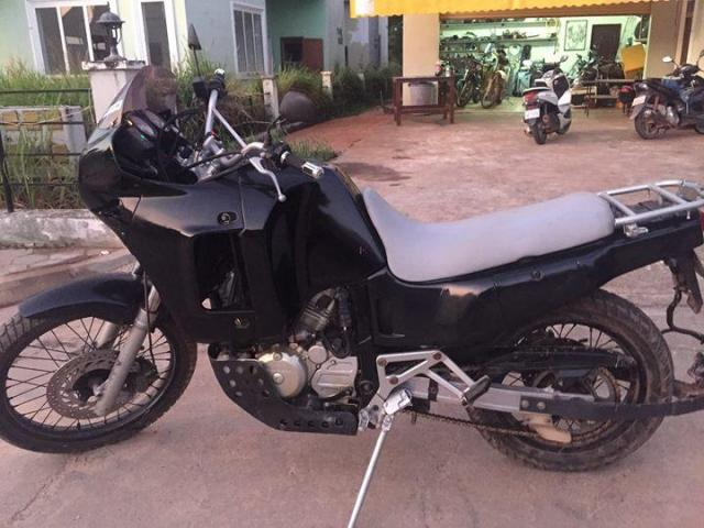 FOR SALE - Honda Africa Twin 650cc - 1/3
