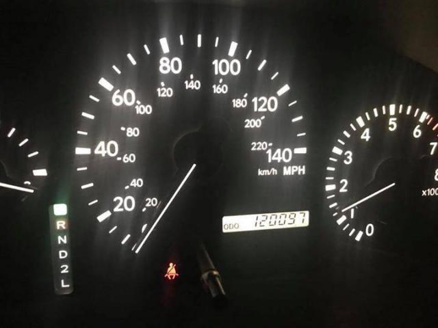 Lexus RX 300 seri 2003  - 1/3