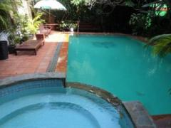 Pool, Gym, Bungalow villa for rent, 3 Br Tonlebasak