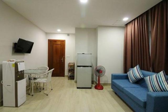 Service apartment in Tonle Bassac area 1 bedroom  - 2/2