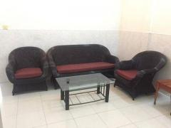 Furnished 1BR Apartment:$250/month near Royal Palace for rent free wifi,cable TV $250