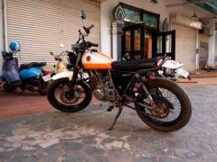 URGENT: Café Racer - Grass Tracker 250cc from Japan - Image 3/4