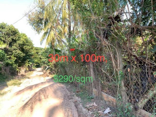 land for sale in Prek Eng Phnom Penh at 350$ per square meter - 1/5
