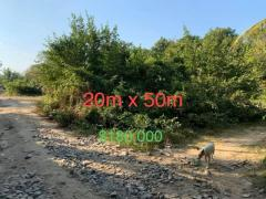 land for sale in Prek Eng Phnom Penh at 350$ per square meter