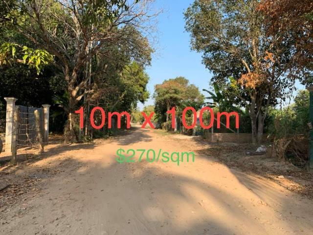 land for sale in Prek Eng Phnom Penh at 350$ per square meter - 3/5