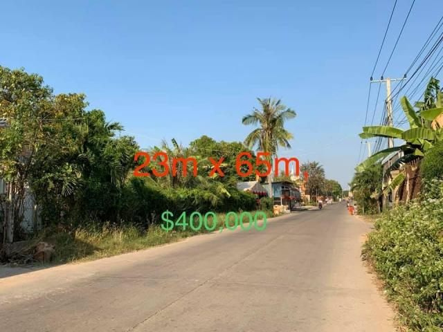 land for sale in Prek Eng Phnom Penh at 350$ per square meter - 4/5