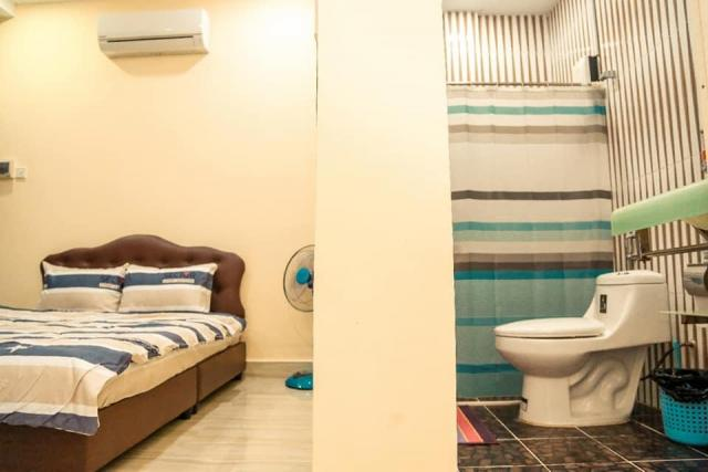 large house for rent can use as hostel business - 5/9