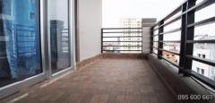 Top roof apartment south of Russian Market