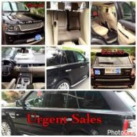 Range Rover Sport 2011 Full Option (Urgent For Sales)