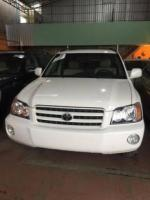 Used 2003 white Highlander for sale 21,000$