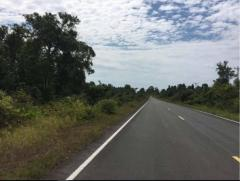 898 hectares Land for Sale at Ream - Sihanouk Ville/ 898公頃土地出售-西哈努克市政廳