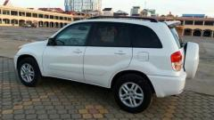 newly imported Toyota Rav4 year 2002 for sale