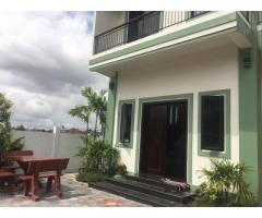 House and land for sale or rent in Siem Reap