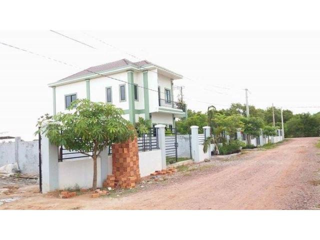 House and land for sale or rent in Siem Reap - 8/12