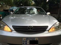 Used Toyota Camry 2002 for sale - low milleage