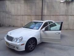 Mercedes-Benz C280 4MATIC year 2007